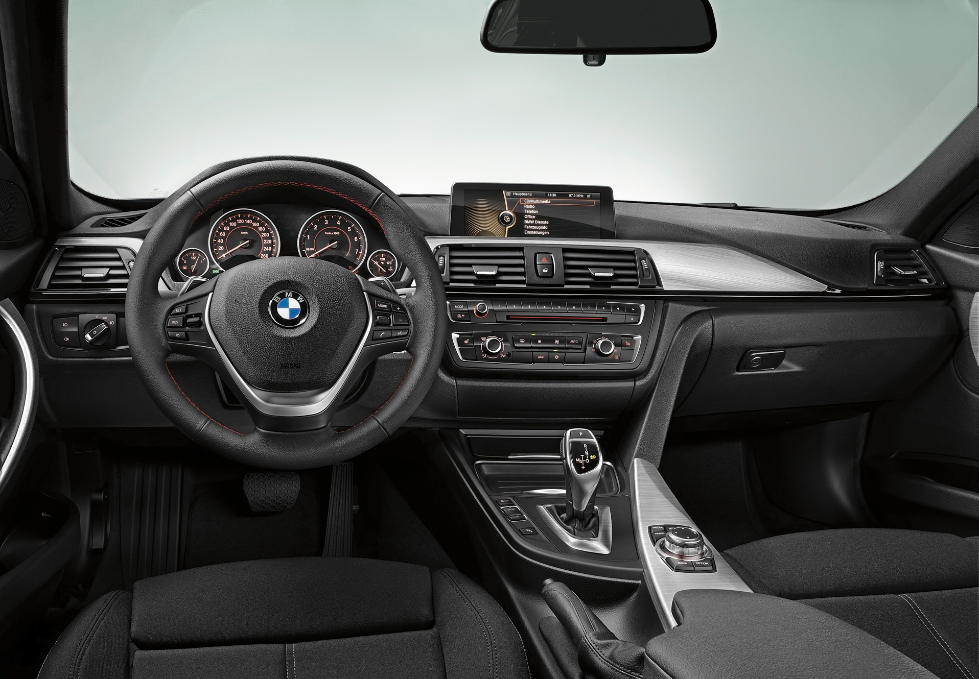 Intrieur 1 20 bmw 3 f30 2012 for Interieur sport la deferlante