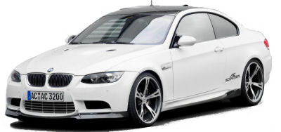 Photo du design extérieur de BMW M3 ACS3
